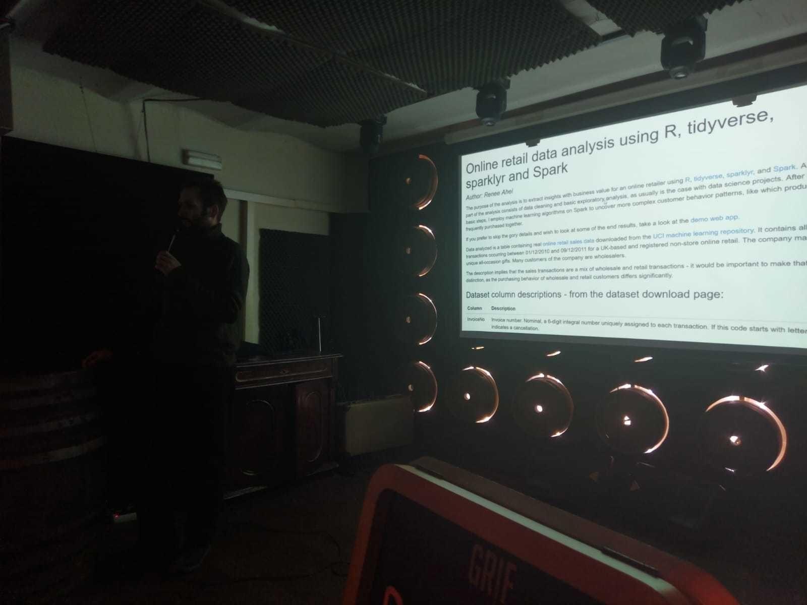 Photos - Data Science Croatia (Zagreb) | Meetup