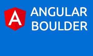 Angular Boulder