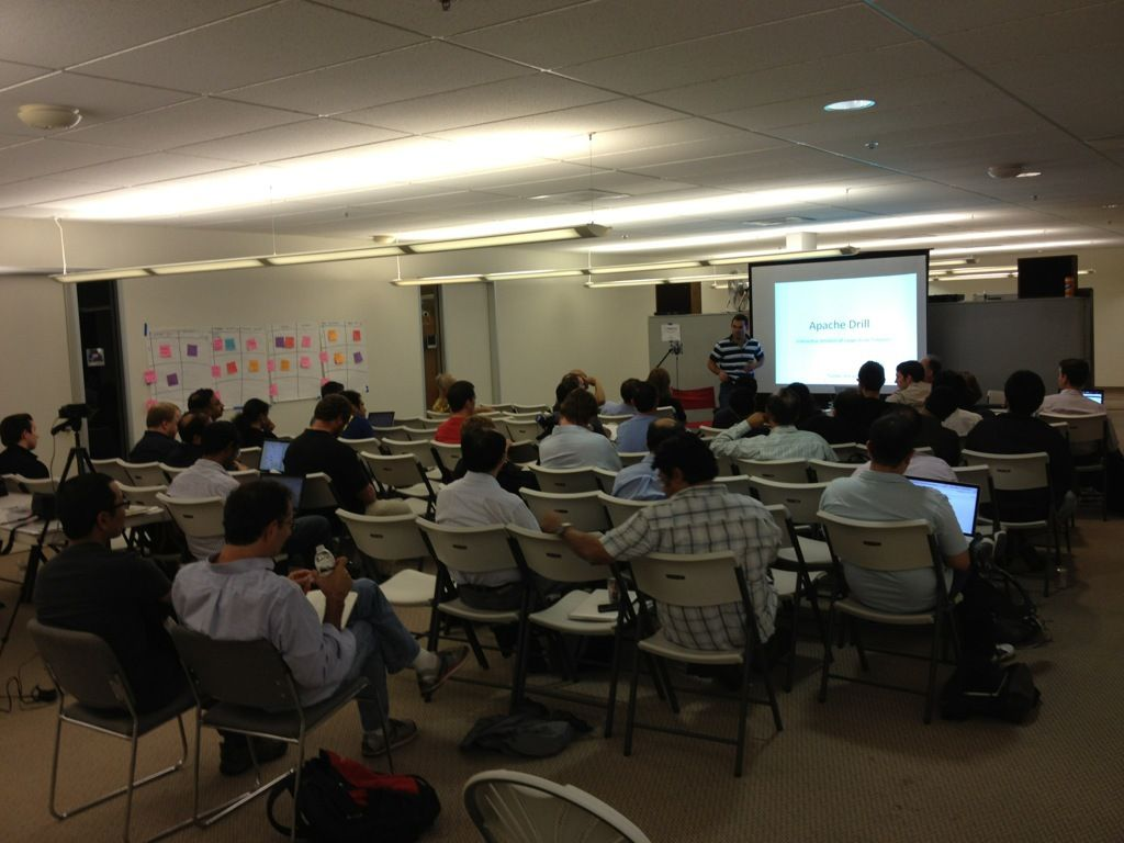 Bay Area Apache Drill User Group