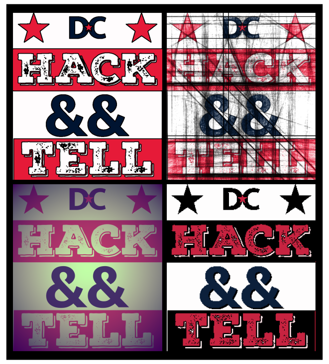 DC Hack and Tell