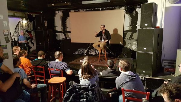 Ignacy Trzewiczek:Portal Games Keynote and preview of upcomming games 2018