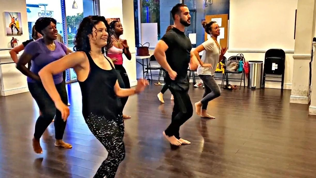 Afro-Cuban Fusion Class