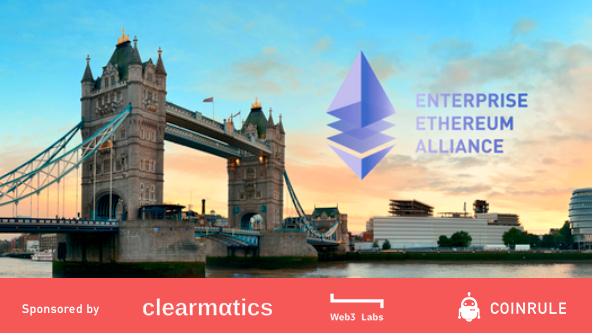 Enterprise Ethereum Alliance London