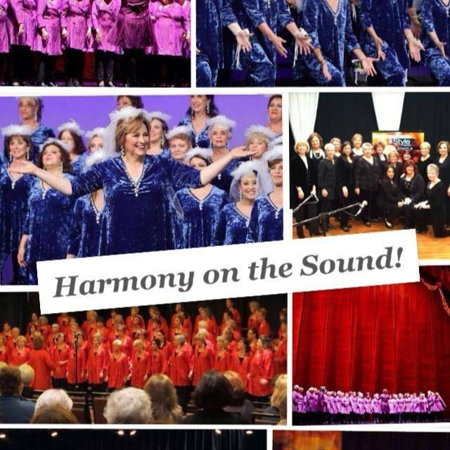 Harmony on the Sound Chorus