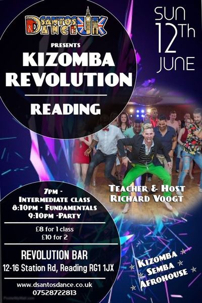 Kizomba reading