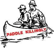 Quinebaug R:  Fayban CT to W. Thompson Dam with Paddle Killingly @ Fabyan Rd. Canoe launch