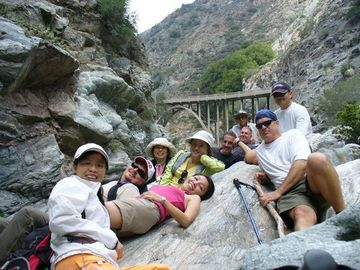 Water Fun Hike Bridge To Nowhere Intermediate