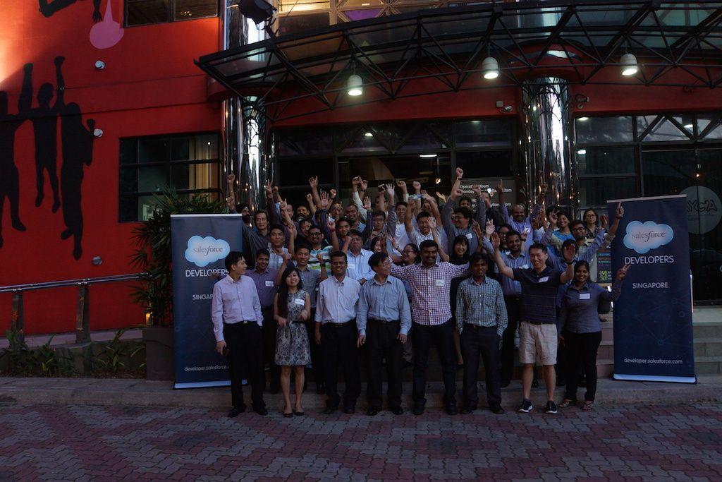 Singapore Salesforce Developer Group