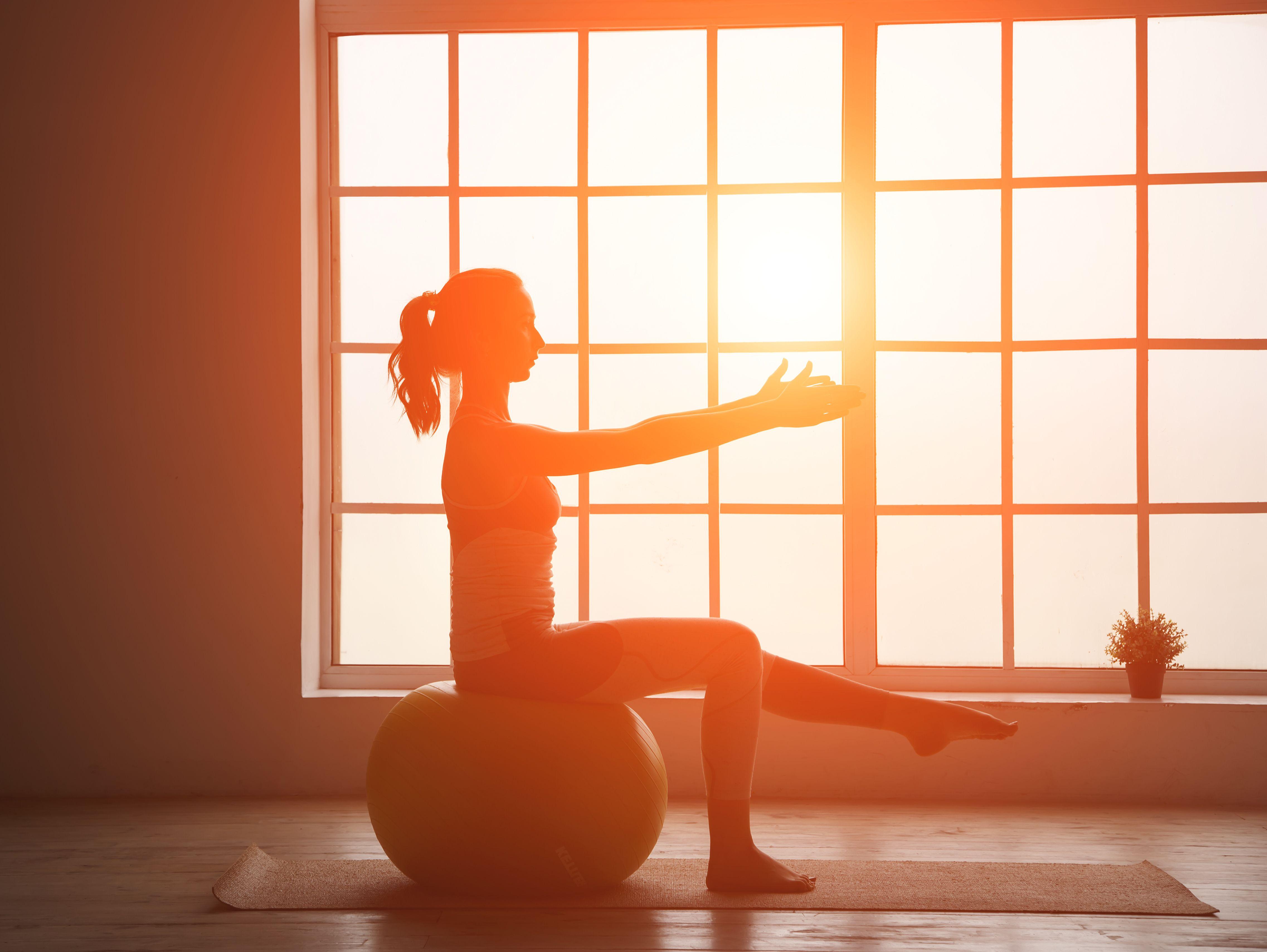 Meetup Pilates et autres gym en conscience à Lyon