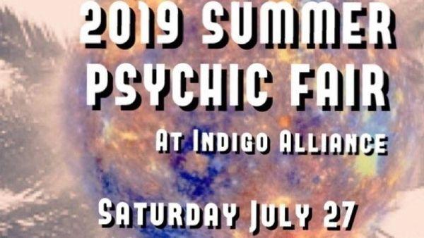 2019 Summer Psychic Fair | Meetup