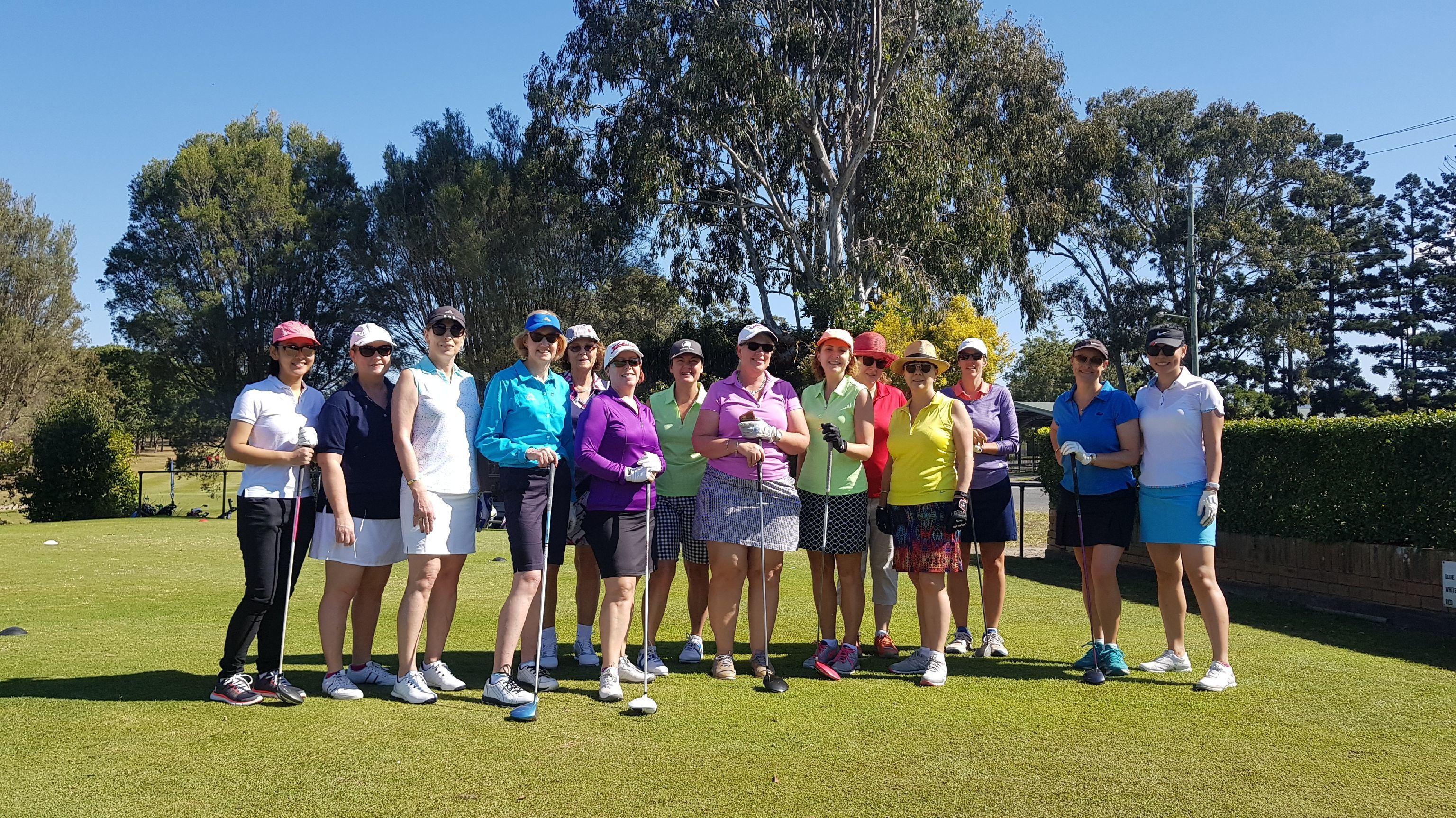 Brisbane Ladies Social Golf