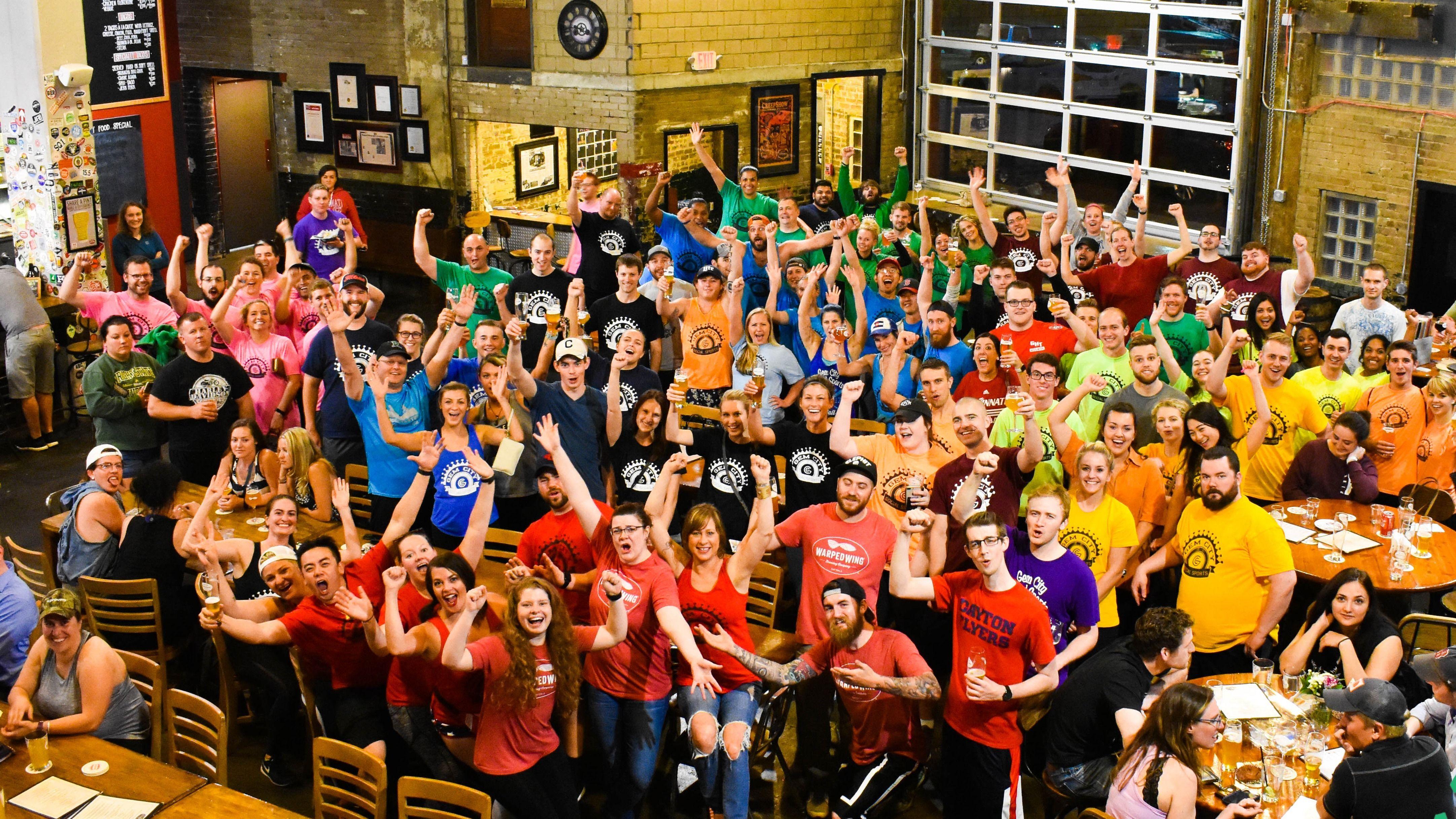 Dayton Social Sports and Pickup Games