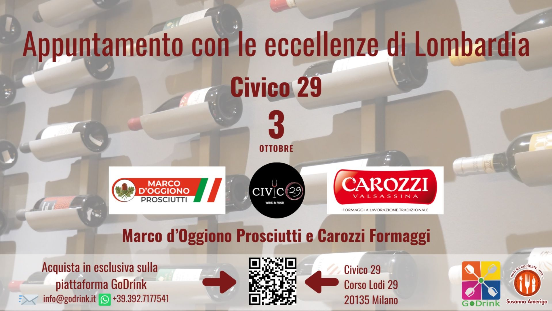 Appuntamento con le eccellenze di Lombardia - Civico 29
