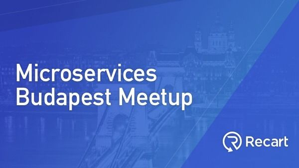 Microservices Budapest Meetup