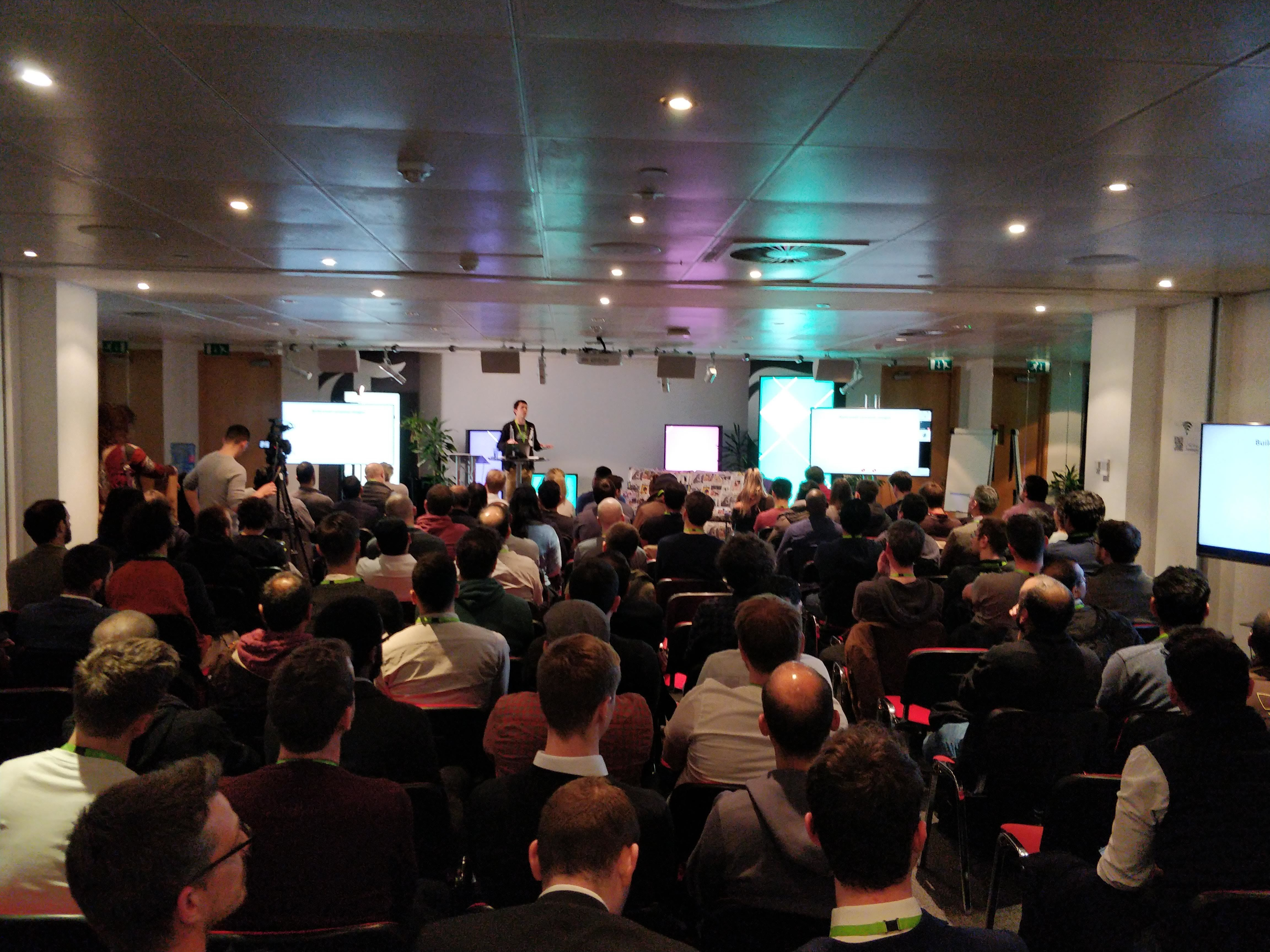 Past Events | London μServices (Microservices) User Group