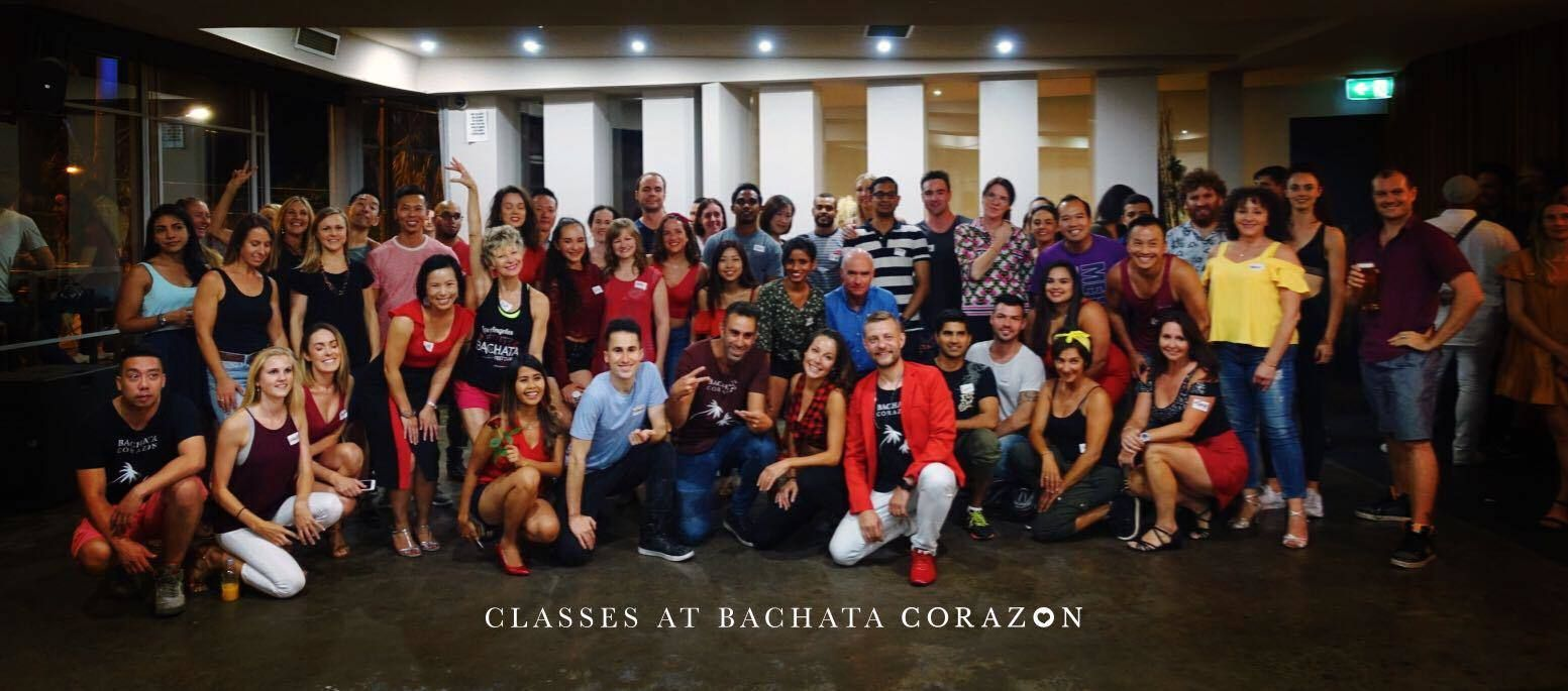 Latin Dance classes and party time Melbourne