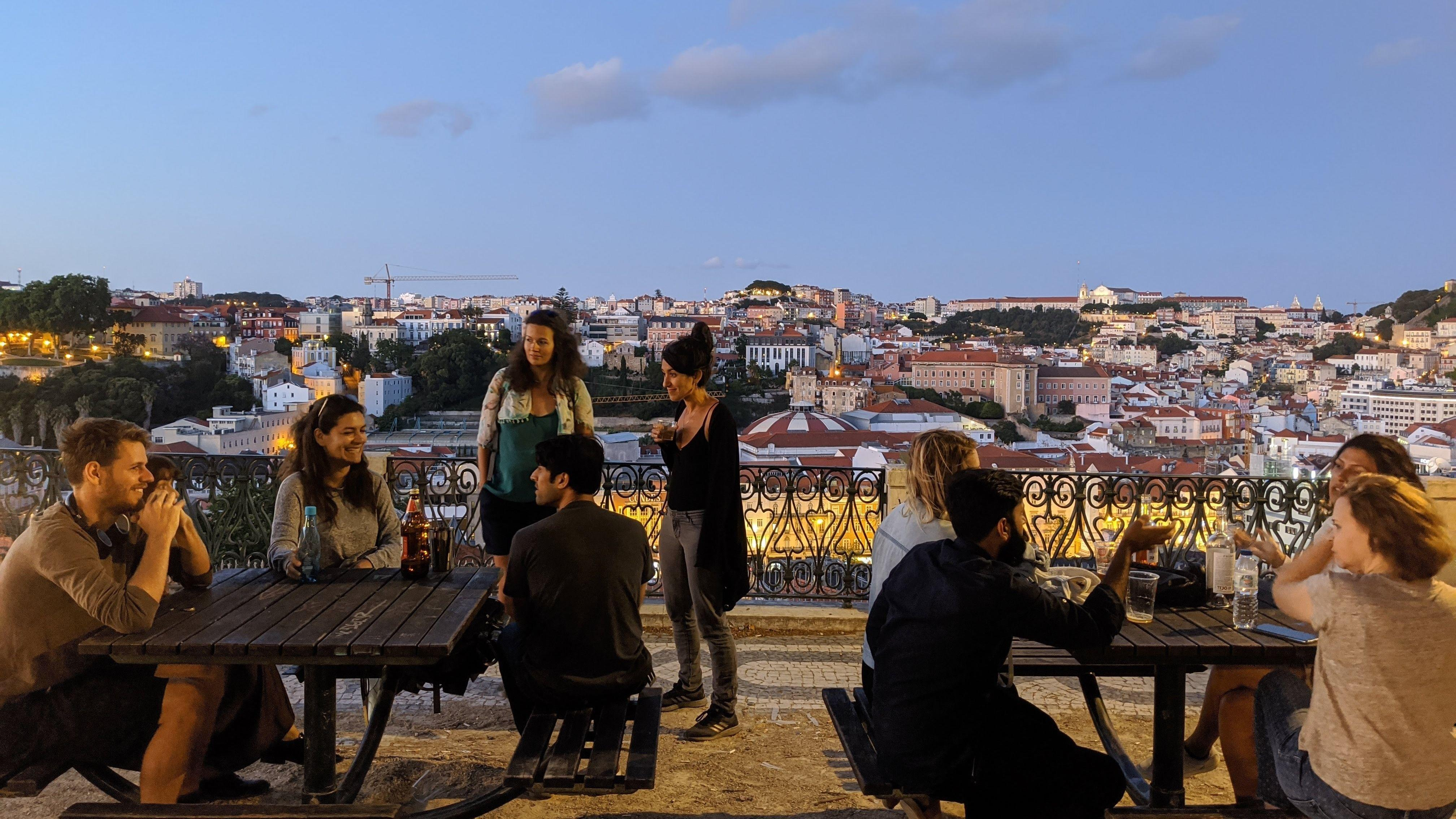 Weekly Lisbon Digital Nomads Meetup (In person)