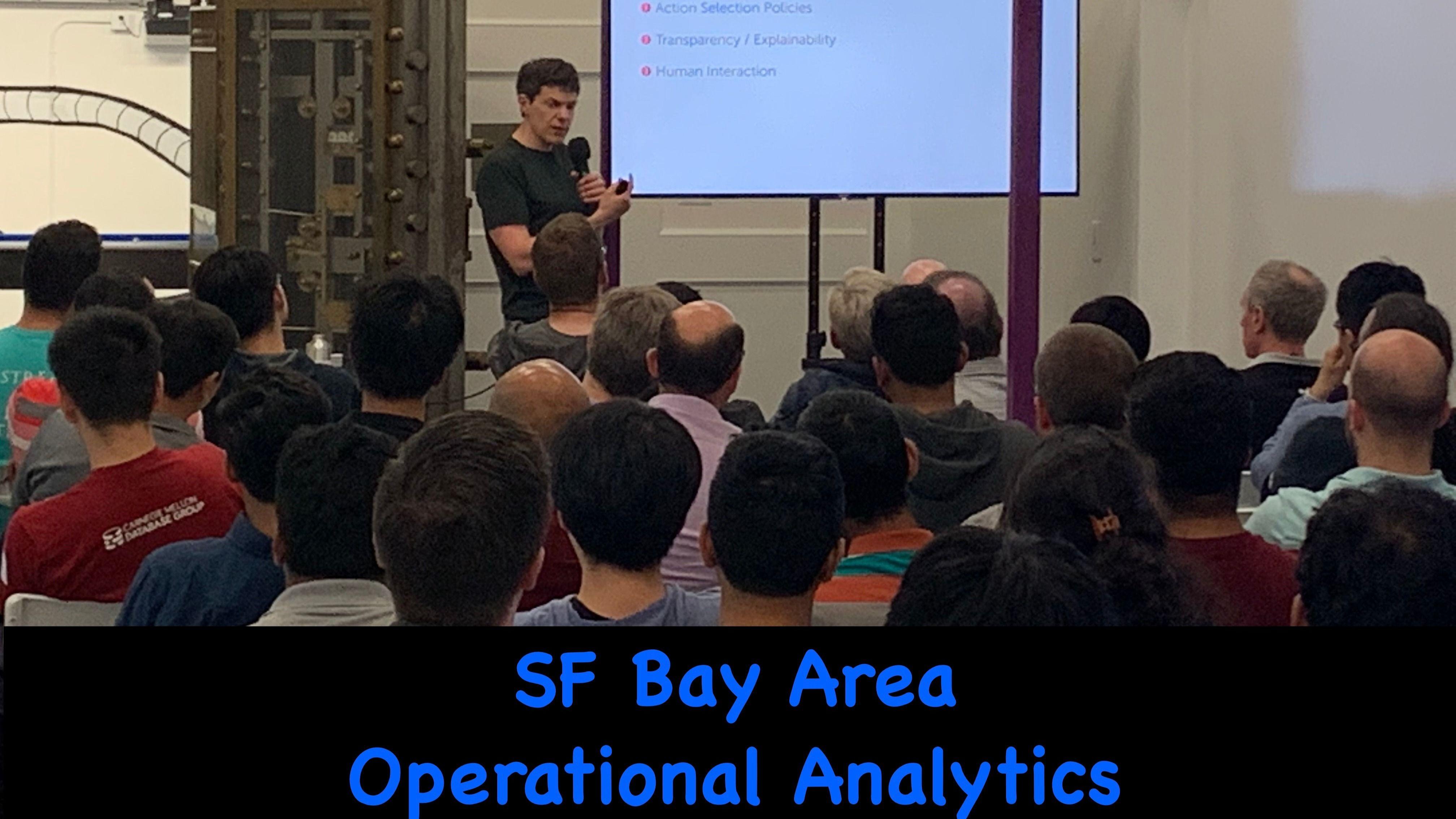 SF Bay Area Operational Analytics