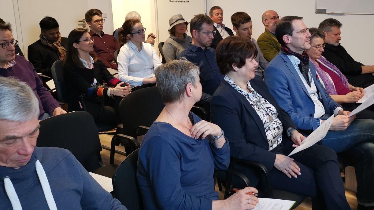 Online Meeting - Rhetorik Club Toastmasters Bad Homburg