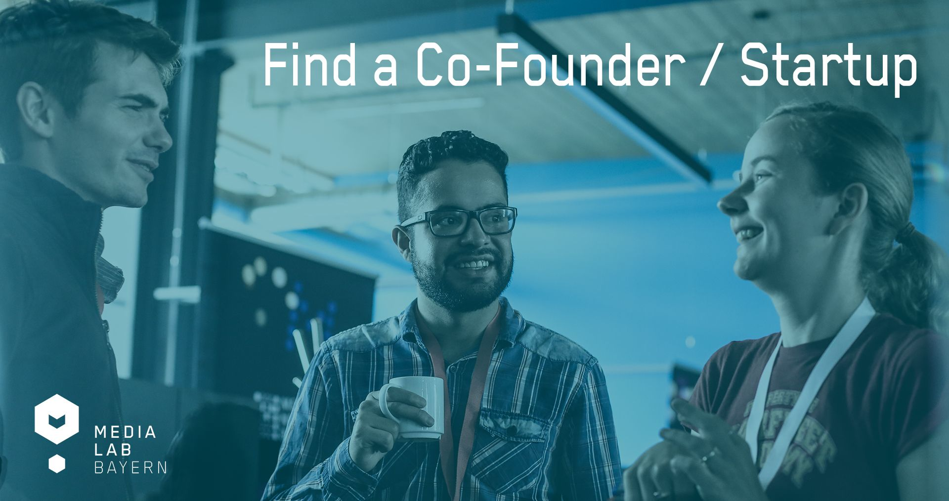 Find your Co-Founder / Startup