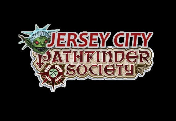 Jersey City Pathfinder / Starfinder Society