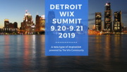 Photo for Detroit Wix Summit  September 20 2019