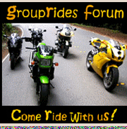 GroupRides Forum