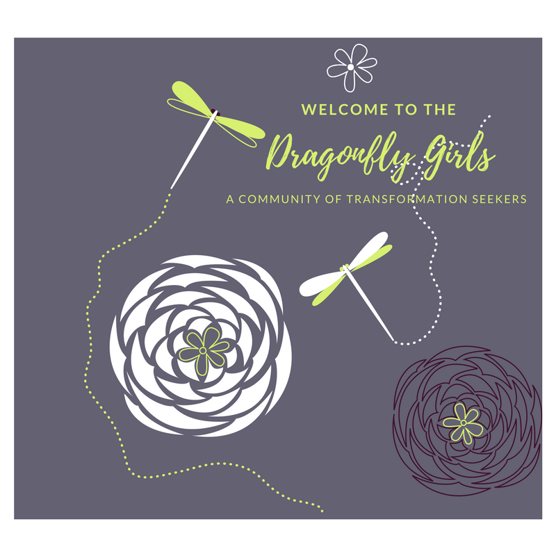 Dragonfly Girls: Community of Transformation Seekers