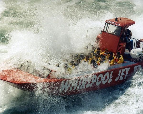 Jet Boat Tour Niagara Falls Address