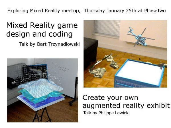 Mixed Reality Game Design And Coding And Create Your