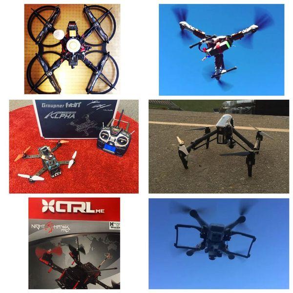 LA Drones & Multirotors Learn, Build, Program & Fly (Venice