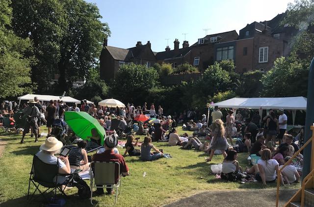 Stratford-upon-avon In Town Meetup