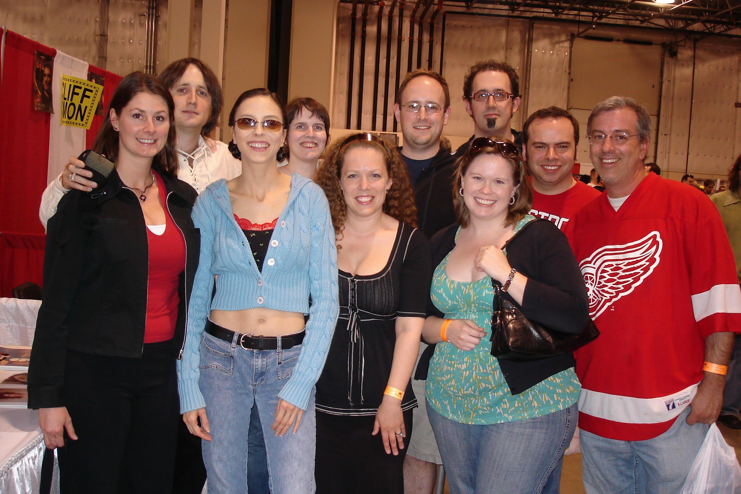 The Ann Arbor Buffy Meetup Group