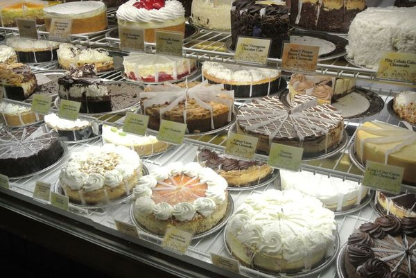 In fact, hotlvstore.ga did a study, comparing the prices to a frozen cheesecake, The Cheesecake Factory and a homemade cheesecake. In the end, a homemade cheesecake cost an average of $ per slice, while a slice at the local Cheesecake Factory would cost $ per slice if a whole cheesecake was purchased at once.