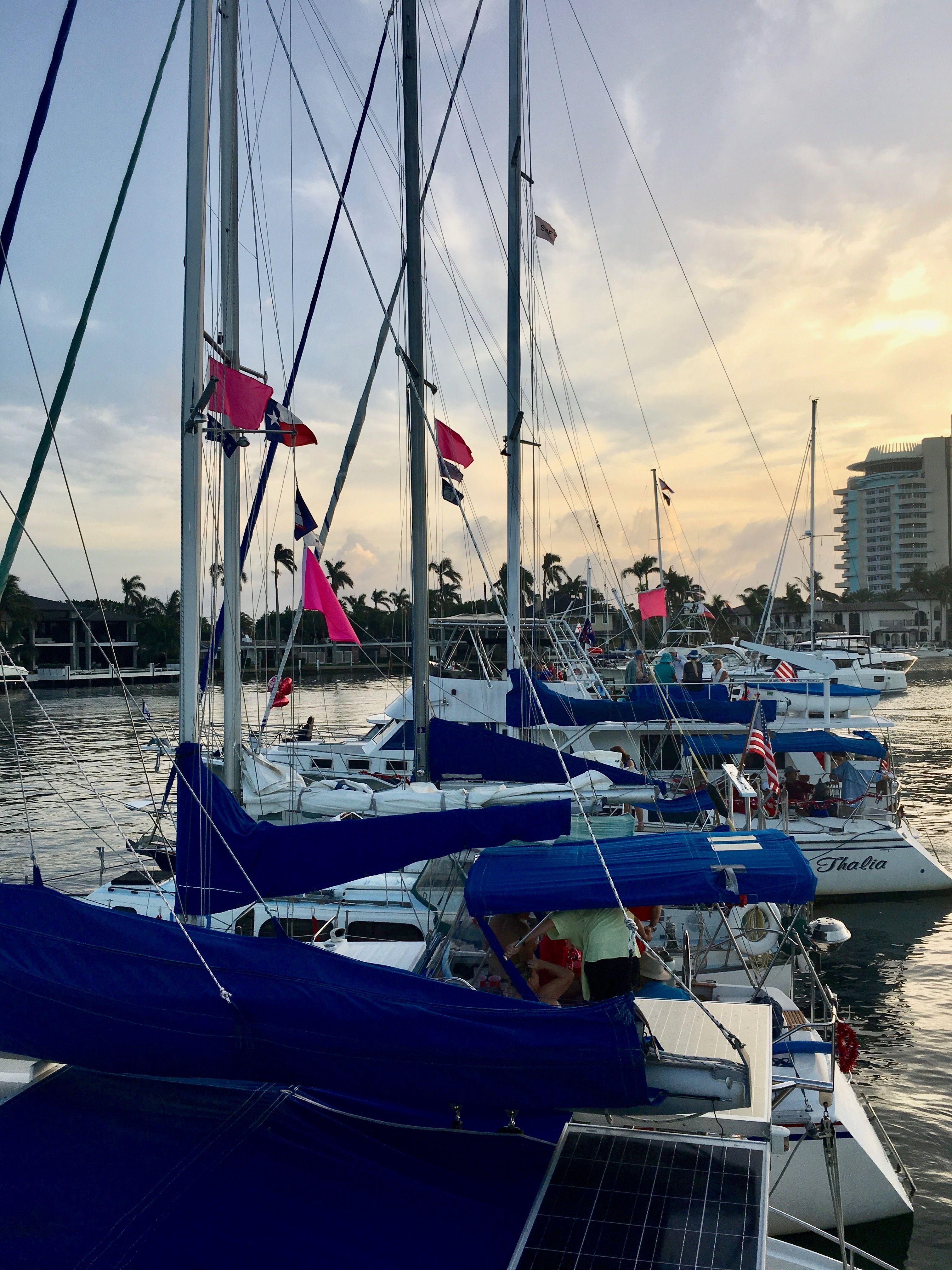 Sailing Singles of South Florida Meetup