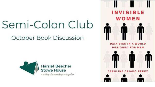Semi-Colon Book Club: Invisible Women