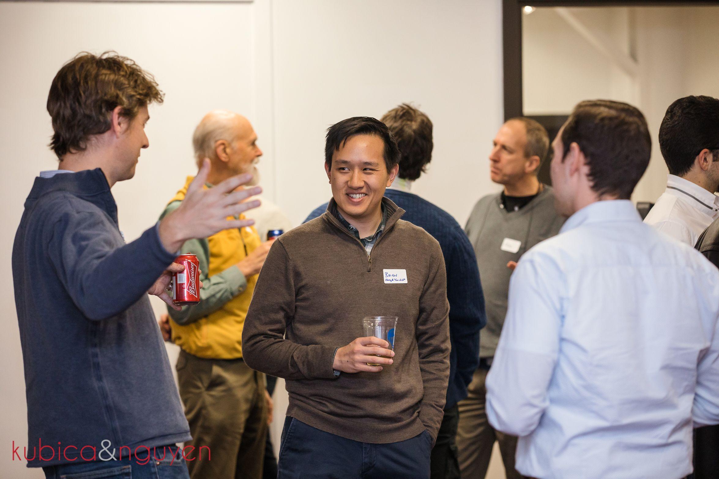 HackerNest Boston Tech Socials