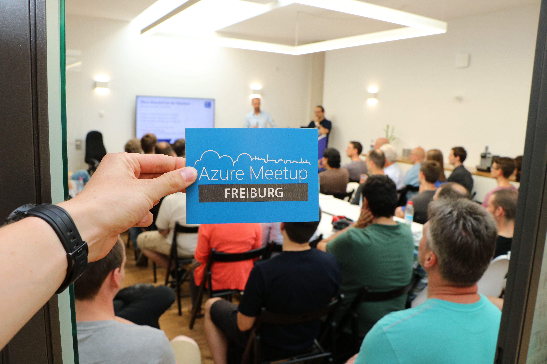 Azure & .NET Meetup Freiburg