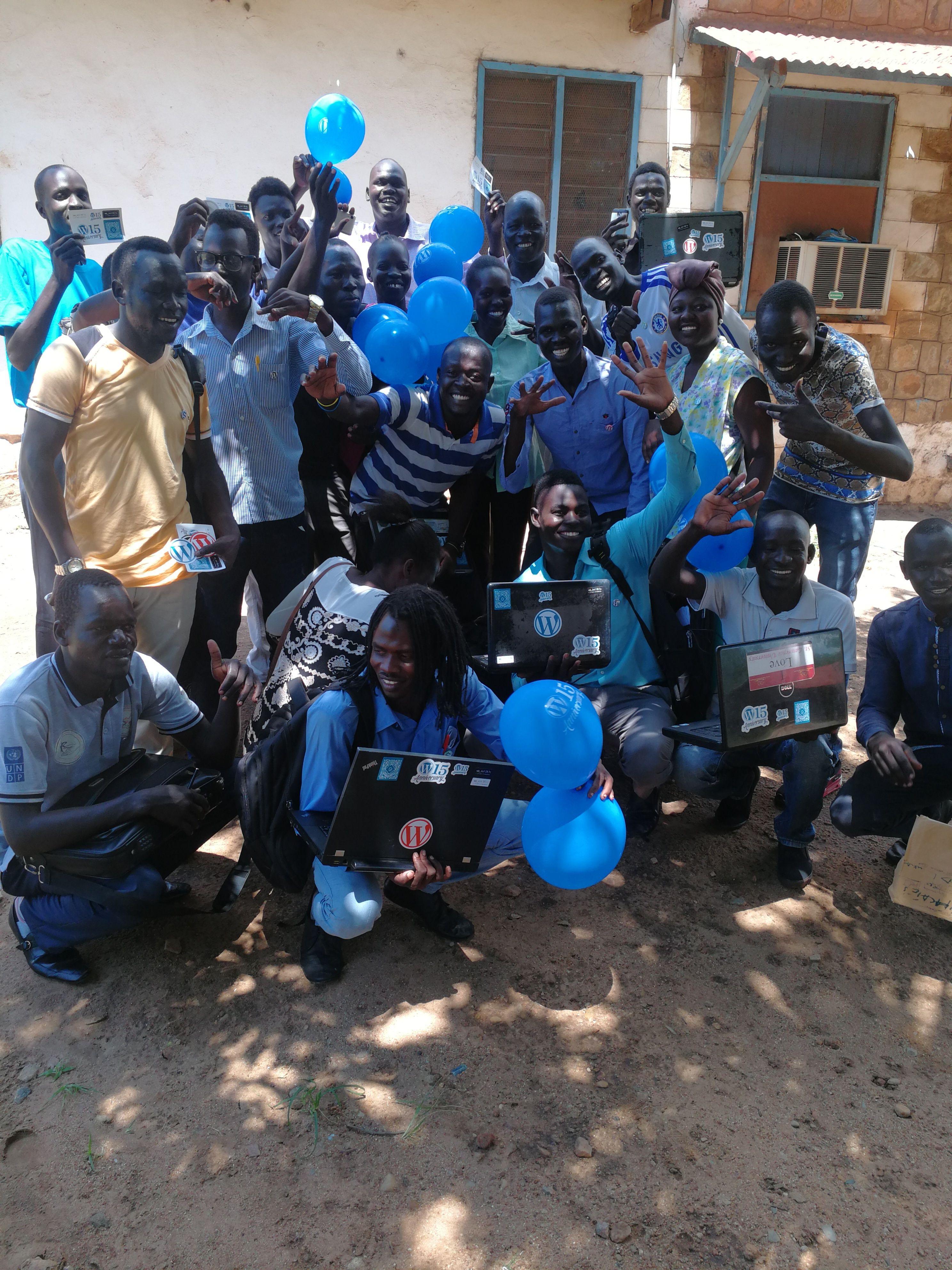 Juba WordPress Meetup