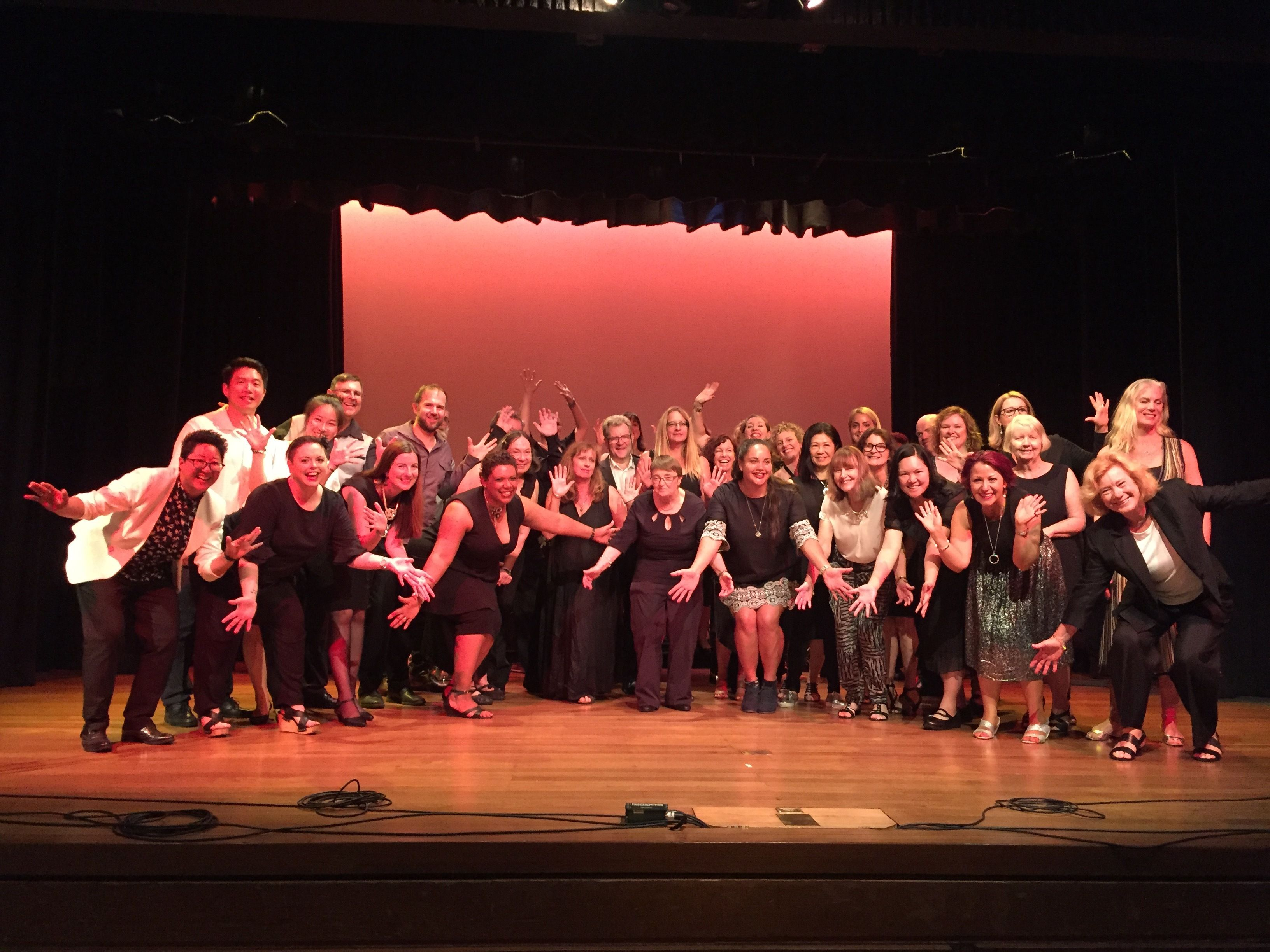 Sydney Adult Glee Club Invites You to Sing