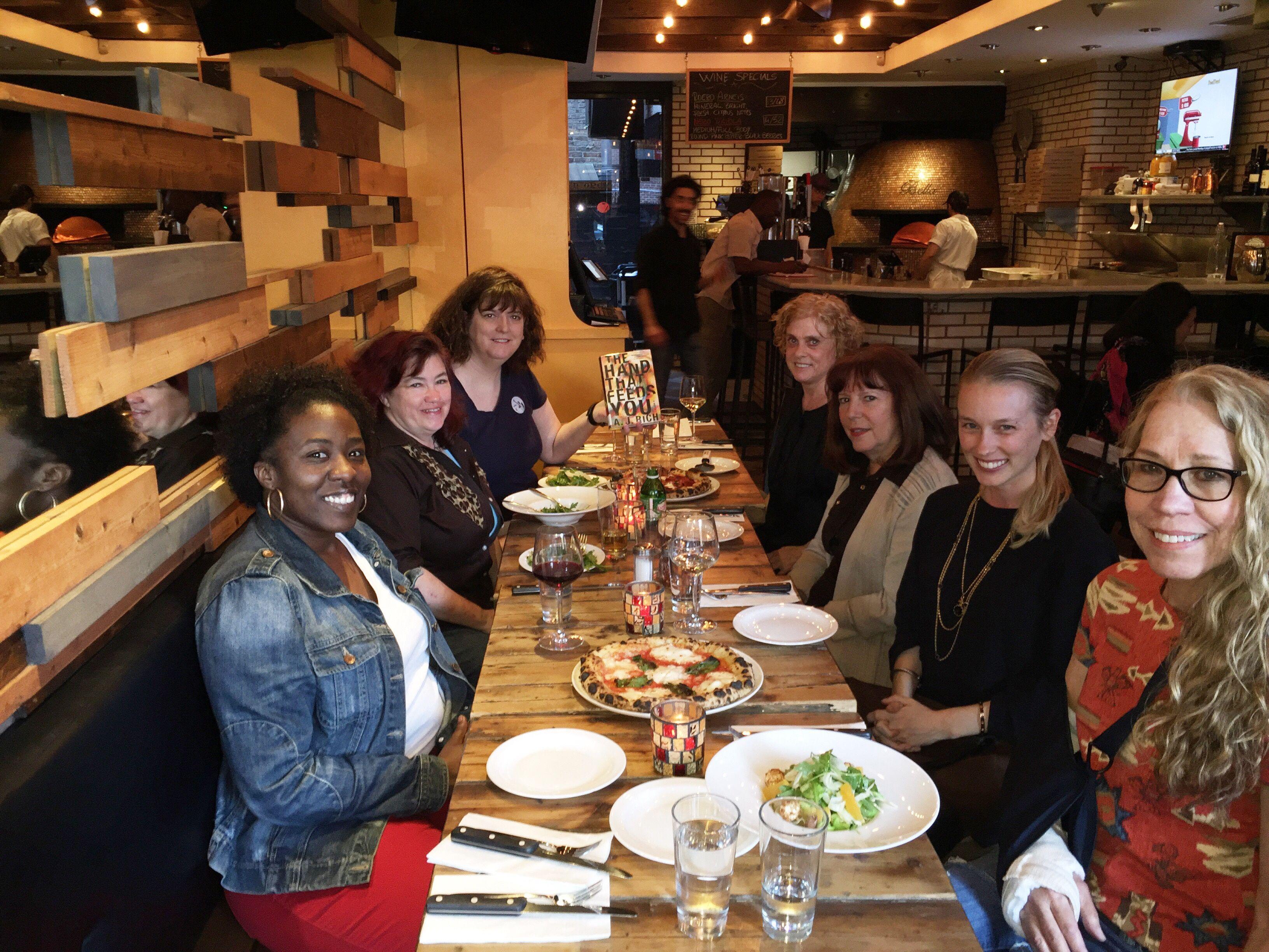 Women's 'Novels of New York' Book Club