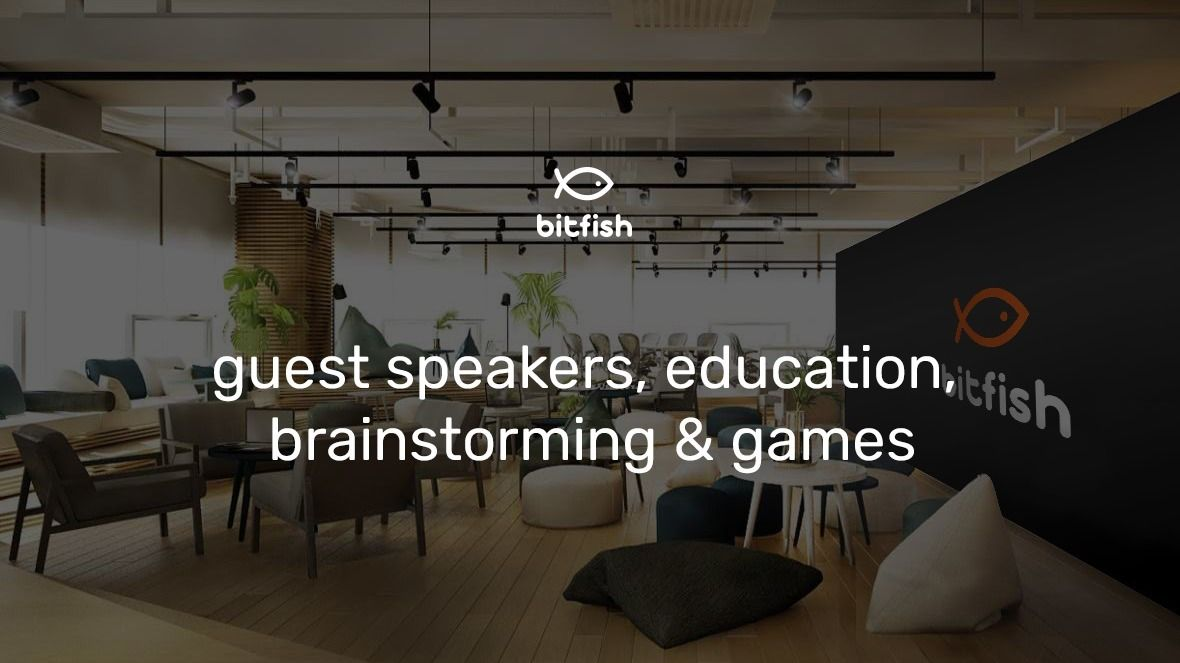 bitfish Blockchain Meetups