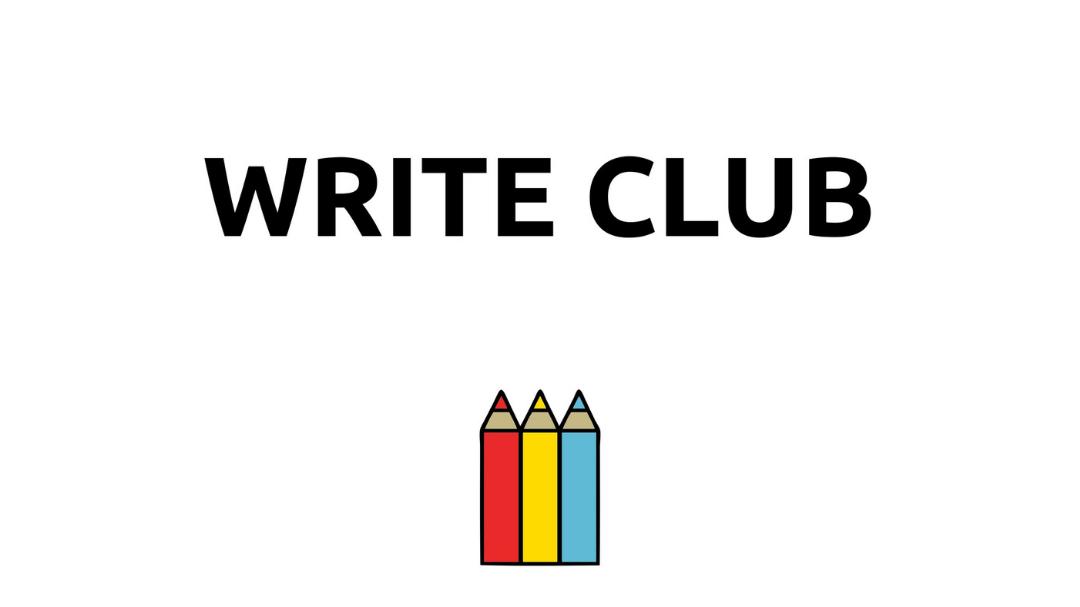 London Write Club