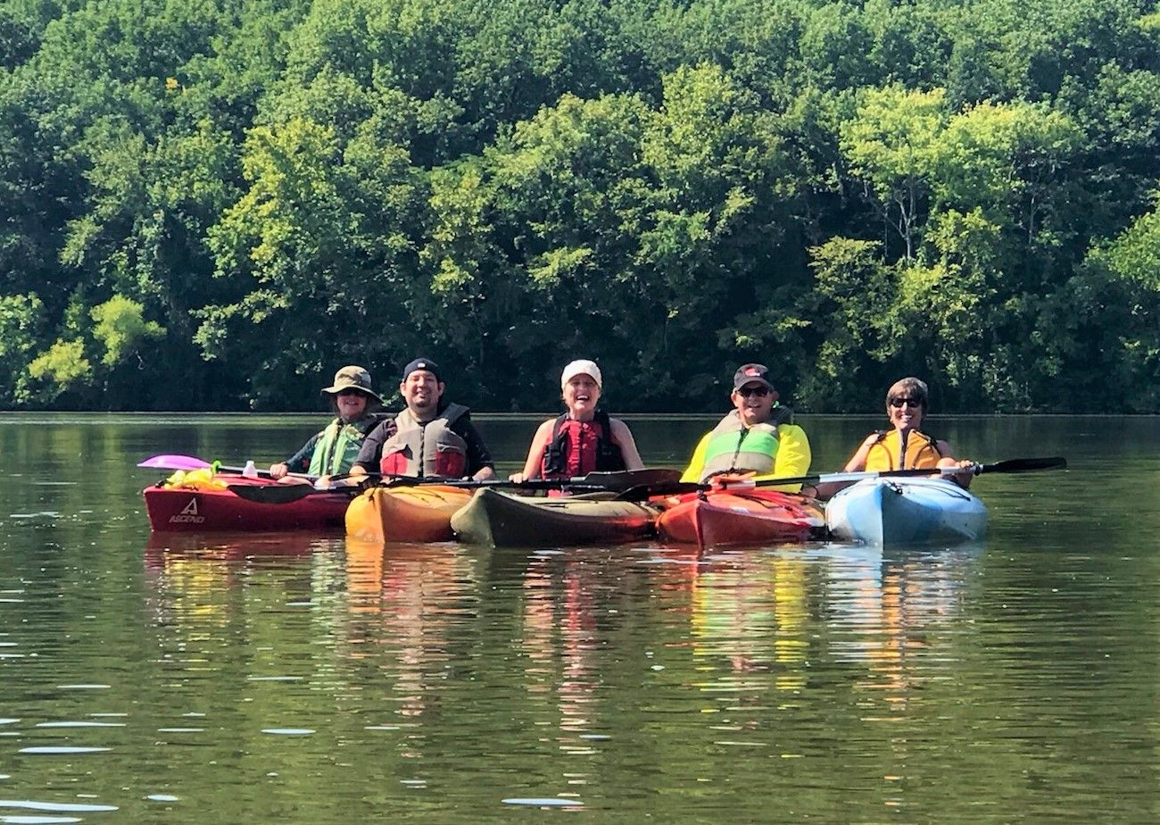 Nashville Kayak Lessons