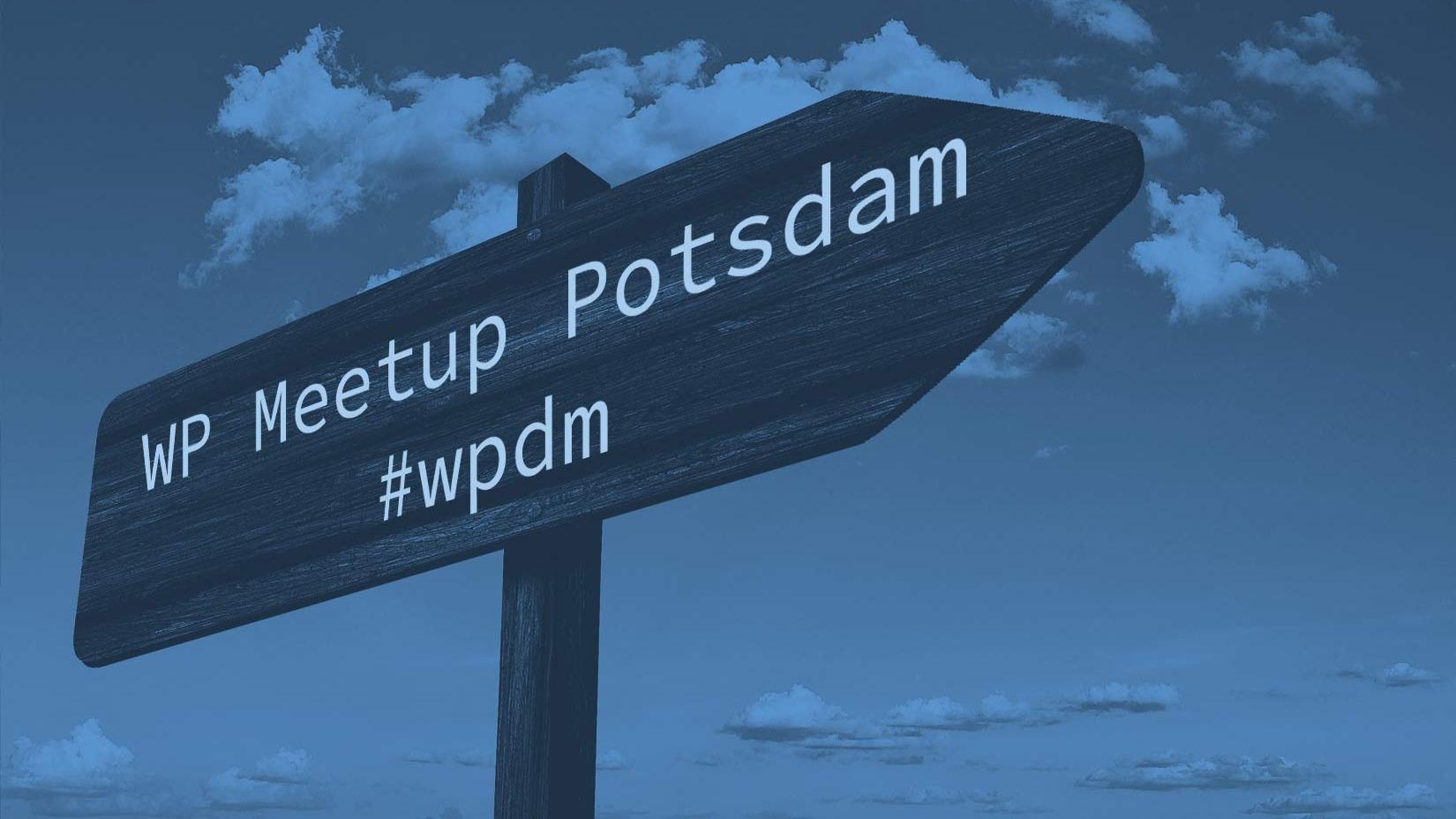 WordPress Meetup Potsdam