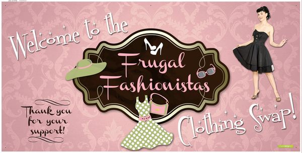 Frugal Fashionista Clothing Swap™