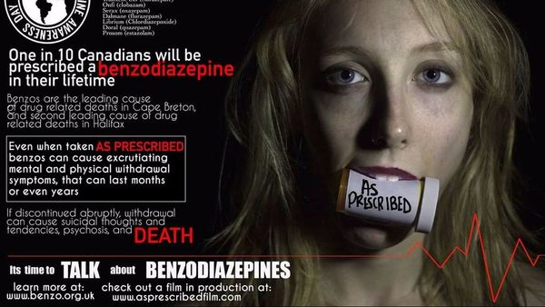 PDX Benzo/Psychotropic Withdrawal Syndrome Support Group