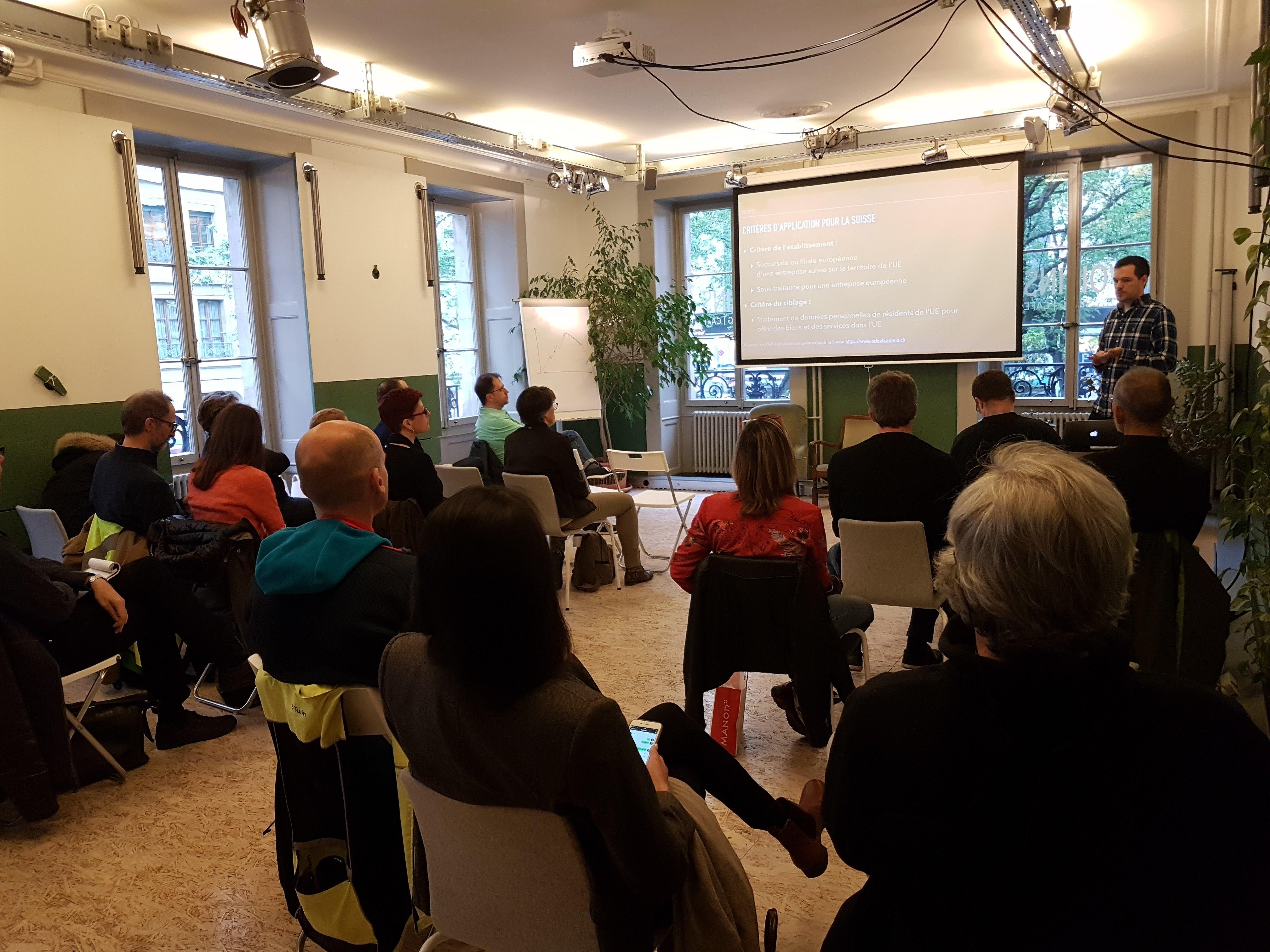 Geneva WordPress Meetup Group