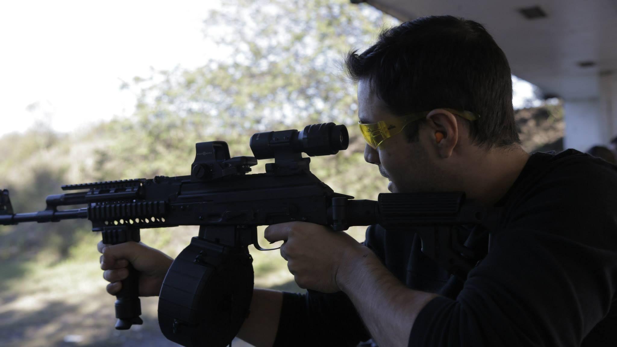 Miami Shooters Club - Gun Club for Men & Women - Newbies OK