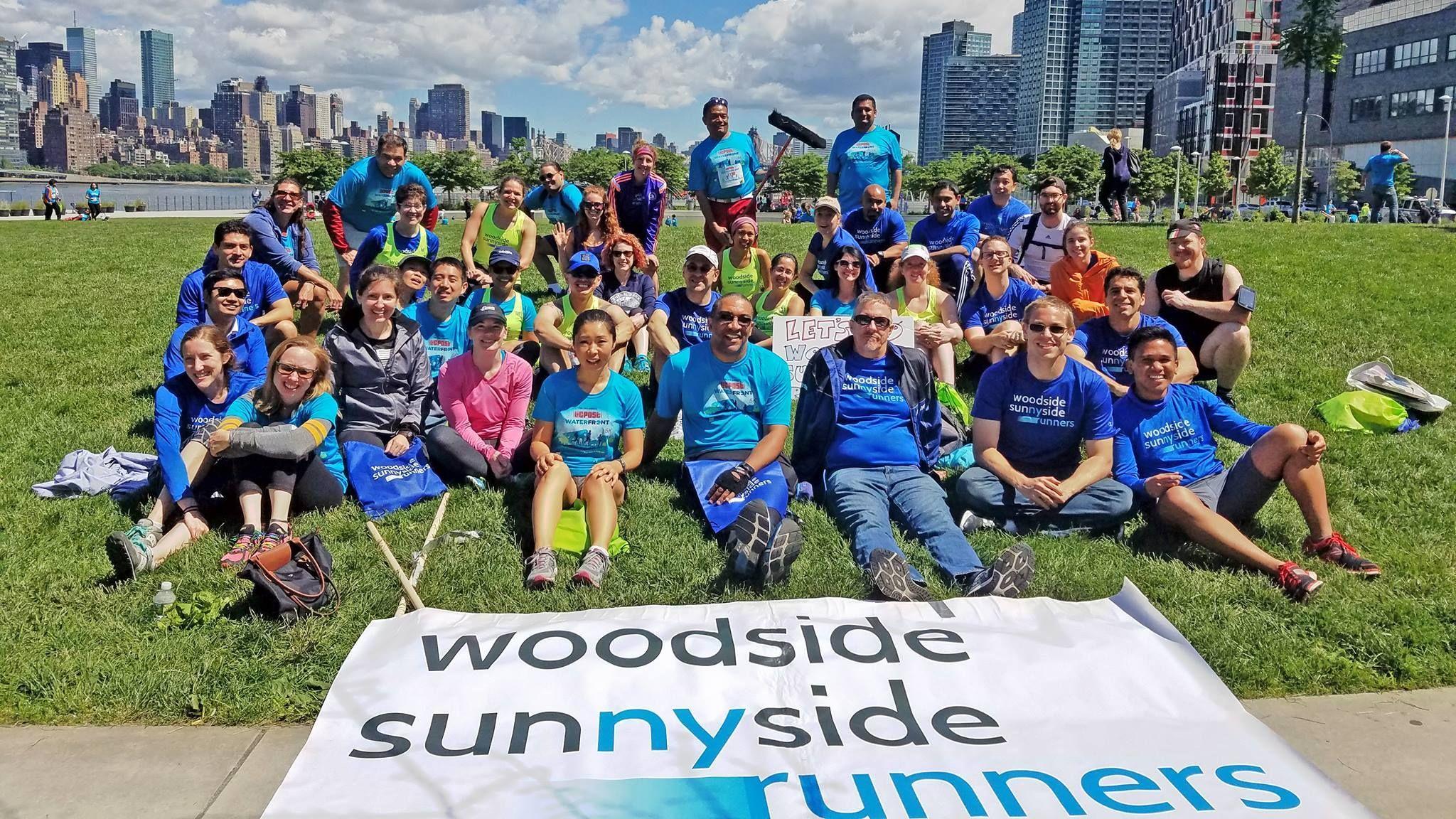 Woodside - Sunnyside Runners